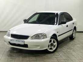 Новосибирск Civic Ferio 2000