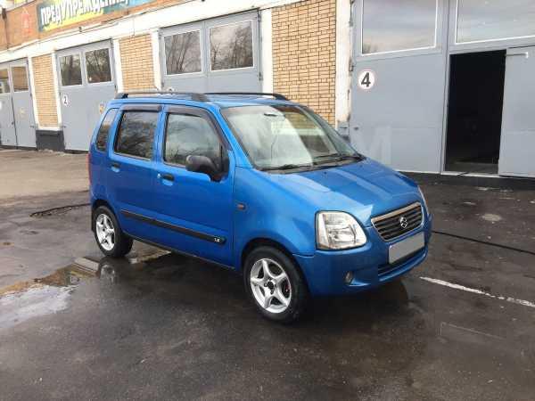 Suzuki Wagon R Plus, 2000 год, 128 000 руб.