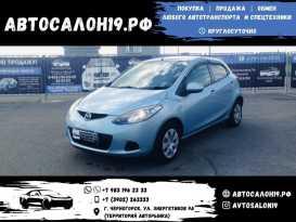 Черногорск Mazda Demio 2011