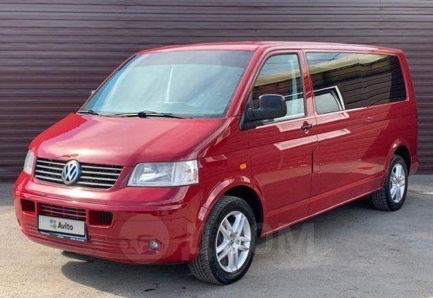 Volkswagen Transporter, 2003 год, 680 000 руб.