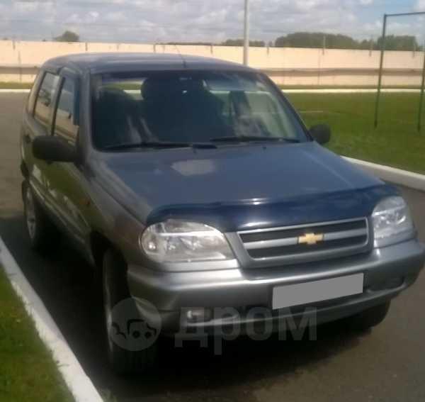 Chevrolet Niva, 2007 год, 200 000 руб.