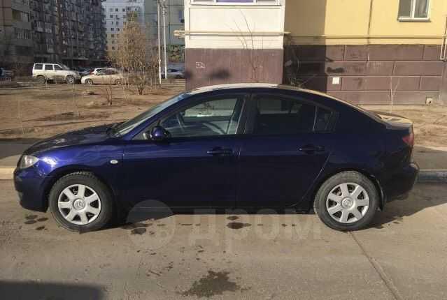 Mazda Axela, 2004 год, 210 000 руб.