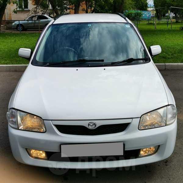 Mazda Familia, 2000 год, 197 000 руб.