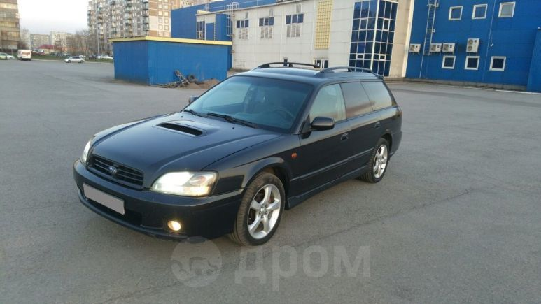 Subaru Legacy, 1999 год, 230 000 руб.