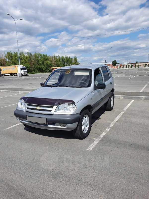 Chevrolet Niva, 2003 год, 138 000 руб.