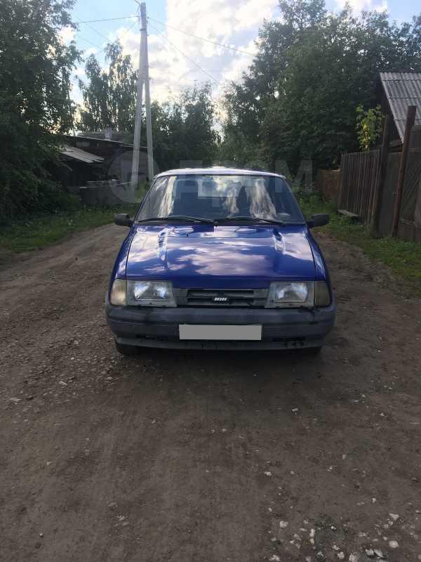 ИЖ 2126 Ода, 2002 год, 40 000 руб.