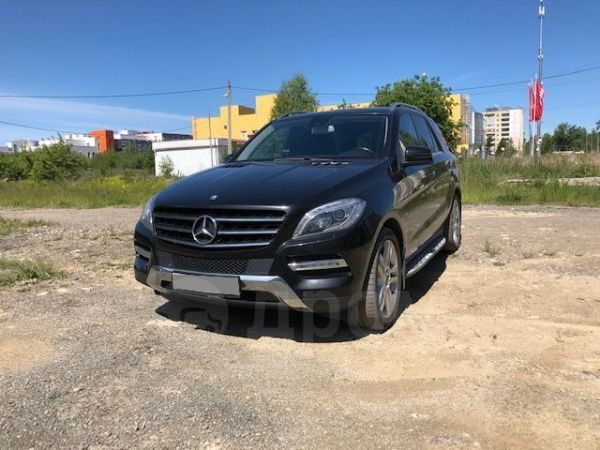 Mercedes-Benz M-Class, 2012 год, 1 510 000 руб.