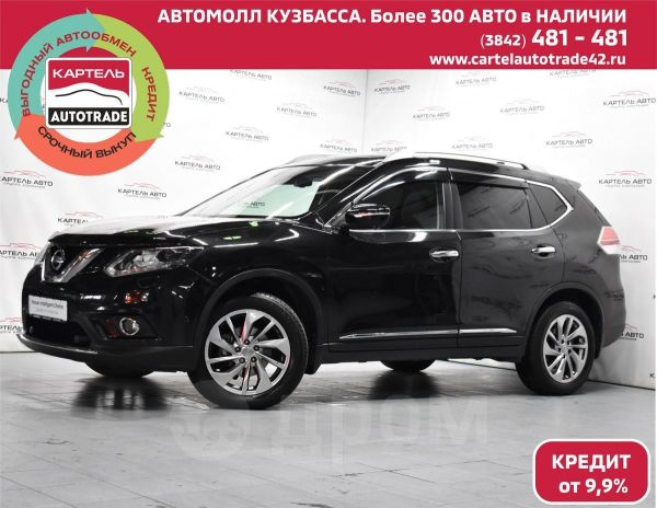 Nissan X-Trail, 2017 год, 1 449 000 руб.