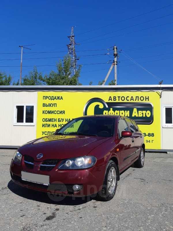 Nissan Almera, 2004 год, 169 000 руб.