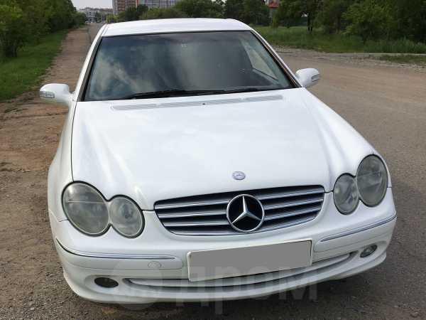 Mercedes-Benz CLK-Class, 2003 год, 500 000 руб.