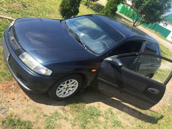 Mazda 323, 1998 год, 88 000 руб.