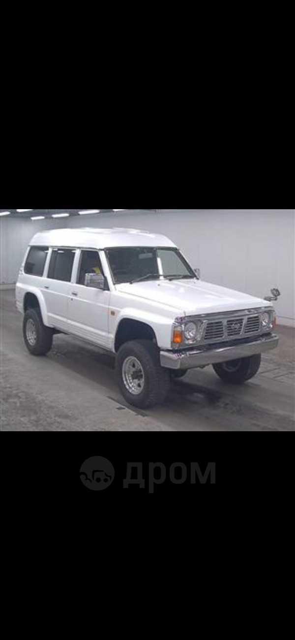 Nissan Safari, 1993 год, 380 000 руб.