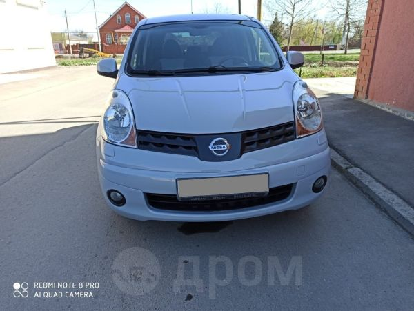 Nissan Note, 2008 год, 357 000 руб.