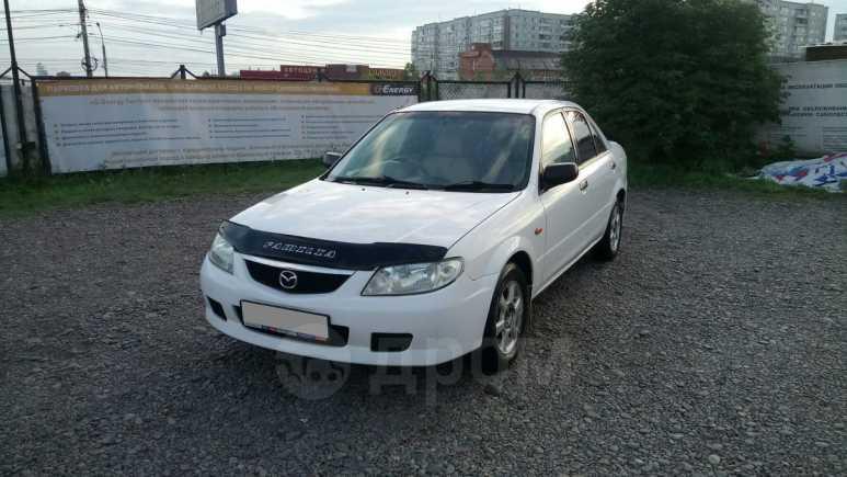 Mazda Familia, 2001 год, 205 000 руб.
