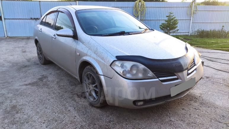 Nissan Primera, 2001 год, 355 000 руб.