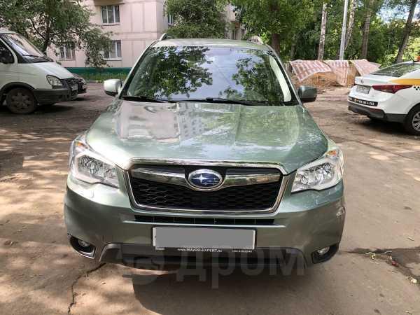 Subaru Forester, 2014 год, 1 089 000 руб.