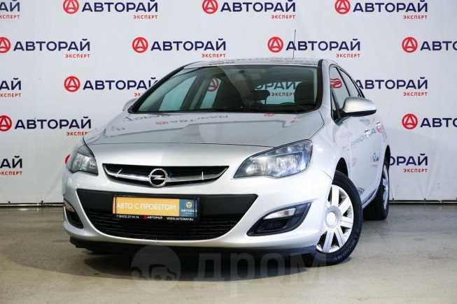 Opel Astra, 2014 год, 495 000 руб.