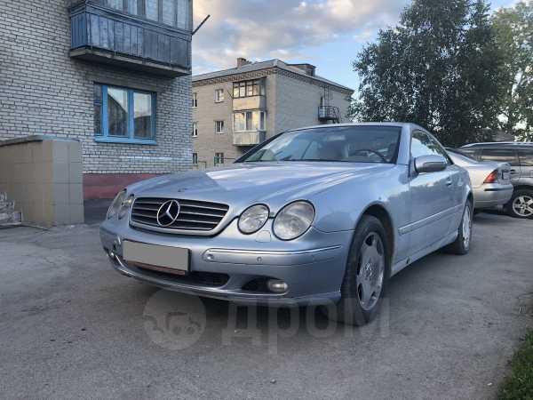 Mercedes-Benz CL-Class, 2000 год, 600 000 руб.