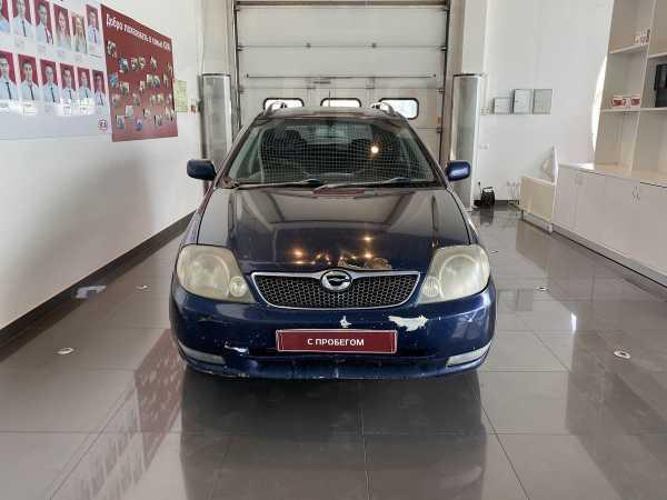 Toyota Corolla Fielder, 2003 год, 450 000 руб.