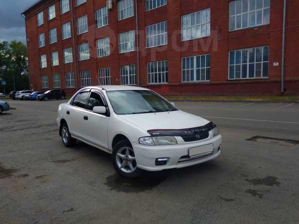 Mazda Familia, 1997 год, 136 000 руб.