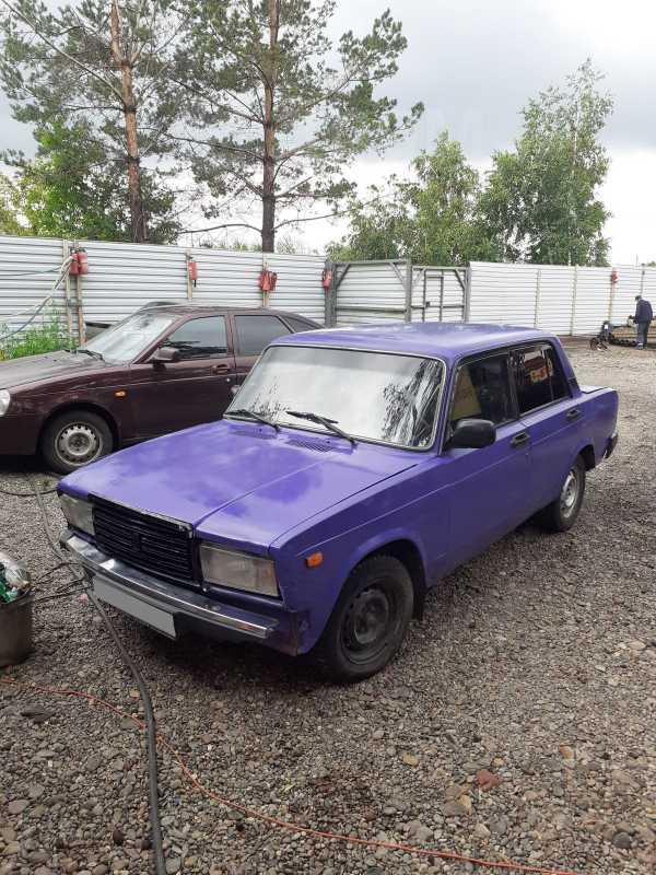 Лада 2107, 2001 год, 25 000 руб.