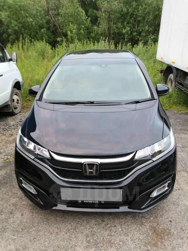 Honda Fit, 2018 год, 860 000 руб.