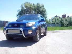 Иваново RAV4 2001