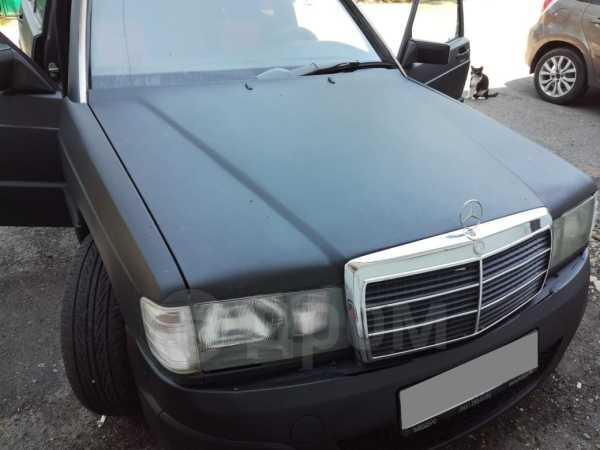 Mercedes-Benz 190, 1991 год, 80 000 руб.