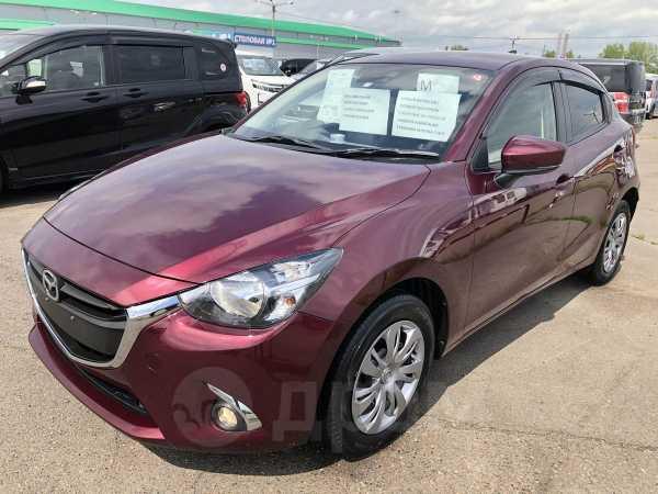 Mazda Demio, 2017 год, 647 000 руб.