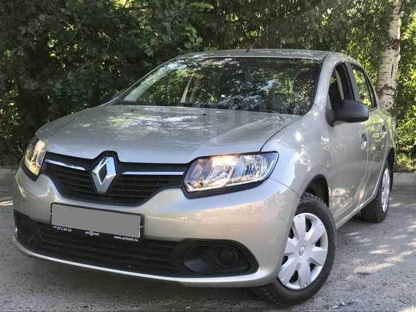 Renault Logan, 2018 год, 477 000 руб.