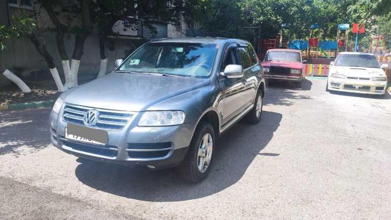Volkswagen Touareg, 2004 год, 510 000 руб.
