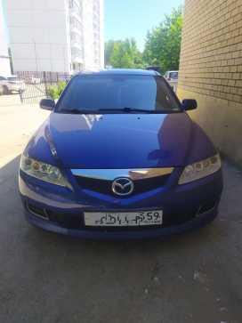 Пермь Mazda6 2007