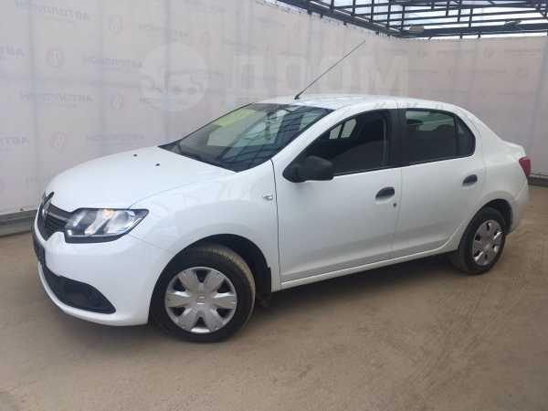 Renault Logan, 2018 год, 545 000 руб.