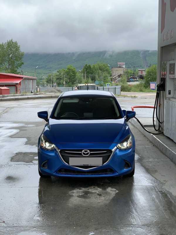 Mazda Demio, 2014 год, 540 000 руб.