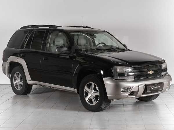 Chevrolet TrailBlazer, 2007 год, 555 000 руб.