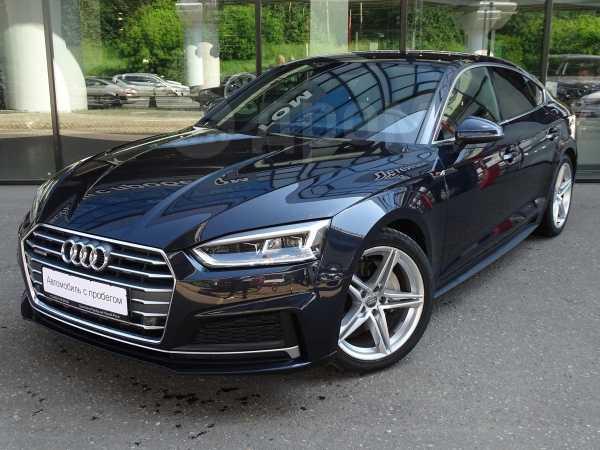 Audi A5, 2017 год, 2 000 000 руб.