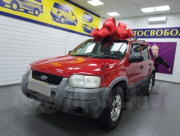 Ford Escape, 2001 год, 390 000 руб.