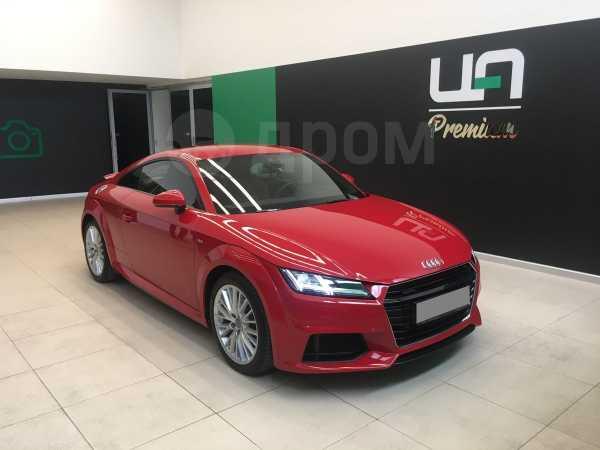 Audi TT, 2015 год, 2 250 000 руб.