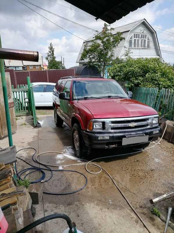 Chevrolet Blazer, 1995 год, 300 000 руб.
