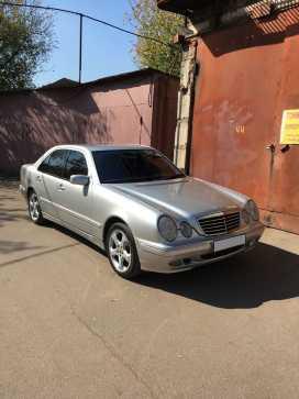 Кызыл E-Class 2001
