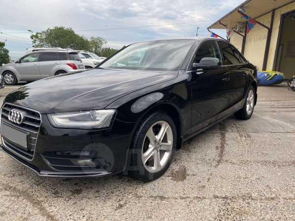 Audi A4, 2012 год, 795 000 руб.