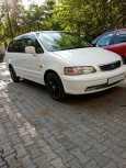 Honda Odyssey, 1999 год, 150 000 руб.