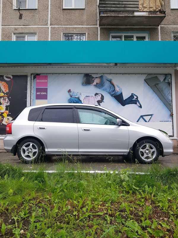 Honda Civic, 2003 год, 240 000 руб.