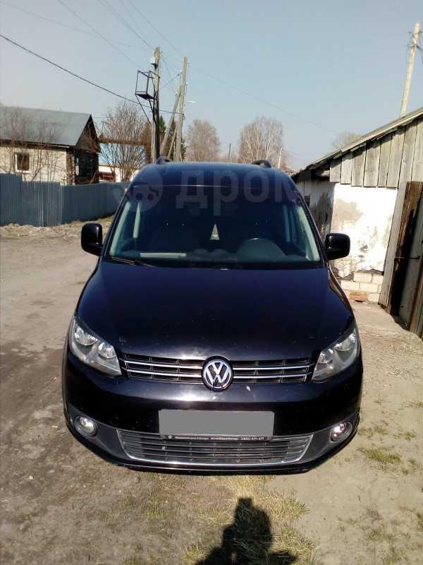 Volkswagen Caddy, 2013 год, 550 000 руб.