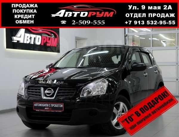 Nissan Qashqai, 2008 год, 637 000 руб.