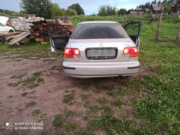Honda Civic Ferio, 1996 год, 100 000 руб.