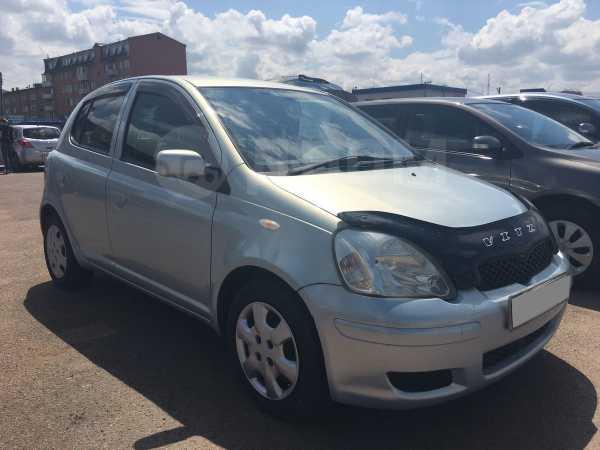 Toyota Vitz, 2003 год, 299 000 руб.