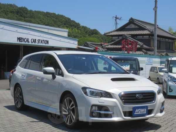 Subaru Levorg, 2016 год, 1 258 550 руб.
