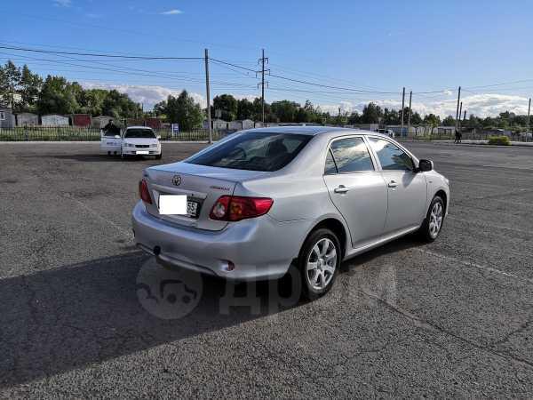 Toyota Corolla, 2008 год, 457 000 руб.
