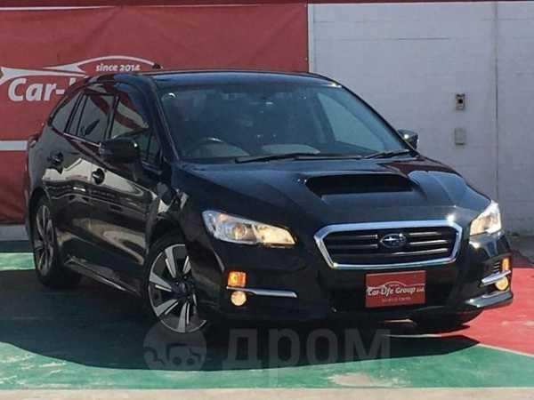 Subaru Levorg, 2016 год, 1 330 580 руб.